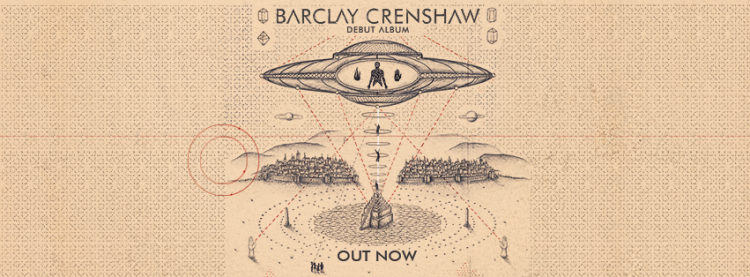 Barclay Crenshaw's Debut Album Has Arrived!