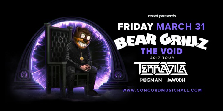 Bear Grillz & Friends Bring The Bass To Concord!