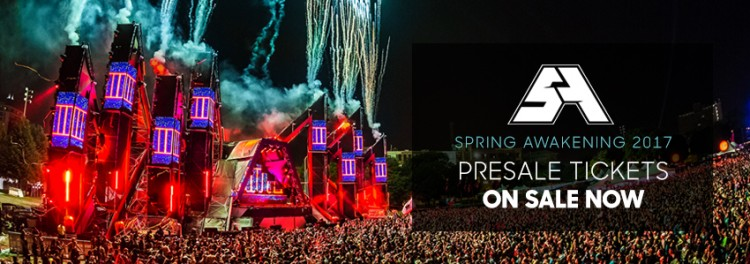 Watch the Spring Awakening 2016 Aftermovie | 2017 Presale Tickets Available!