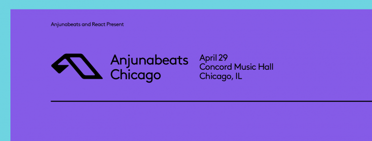 Anjunabeats All-stars Come To Concord On North American Tour!