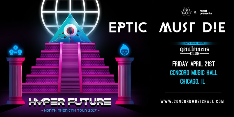 Eptic & Must Die Embark on Hyper Future Tour!