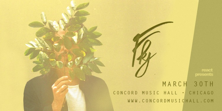 Listen to FKJ's Debut Album Ahead of Upcoming Show at Concord!