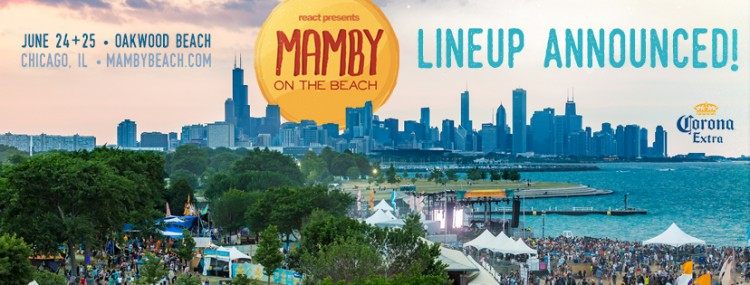 Mamby On The Beach 2017 Lineup Announced!