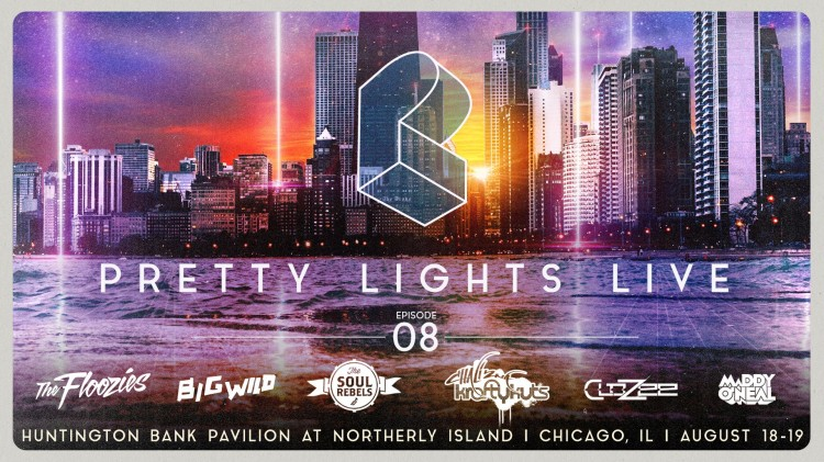 Pretty Lights Brings Two-Day Festival Experience To Northerly Island