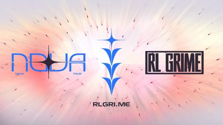 RL Grime Nova Tour at Aragon Ballroom November 15