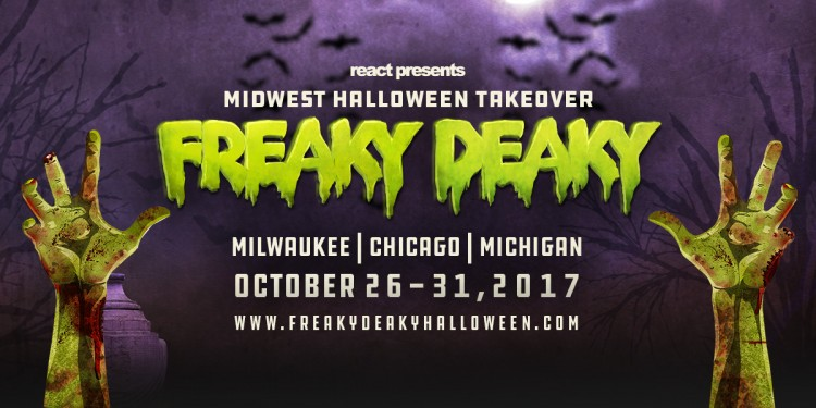 Freaky Deaky Returns as Midwest Halloween Takeover ft. Bassnectar ...